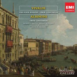 Vivaldi: The Four Seasons, Oboe Concertos / Albinoni: Oboe Concertos [The National Gallery Collection] 2011 Chopin----[replace by 16381]