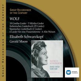 Wolf: Lieder 2007 Elisabeth Schwarzkopf
