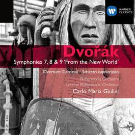 Dvorak: Symphonies Nos 7,8 & 9 2006 Carlo Maria Giulini