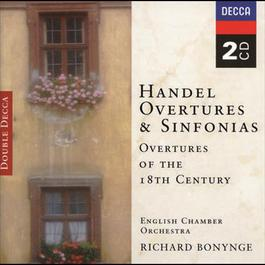 Handel, etc.: Overtures of the 18th Century 2000 Richard Bonynge