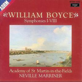 Boyce: Symphonies Nos. 1-8 2008 博伊斯