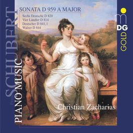 Schubert: Piano Music, Sonata D 959 A Major 2012 Christian Zacharias