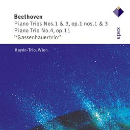 Beethoven : Piano Trio No.4 in B major Op.11, 'Gassenhauertrio' : III Thema con variazioni 2004 Haydn Trio Wien