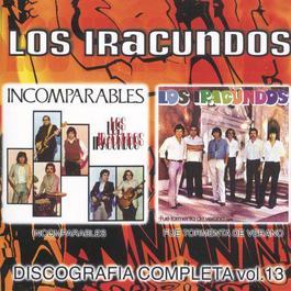 Discografía Completa Volumen 13 2010 Los Iracundos