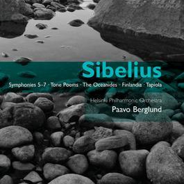 Sibelius: Symphony Nos 5-7 2005 Paavo Berglund
