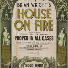 House On Fire 2011 Brian Wright