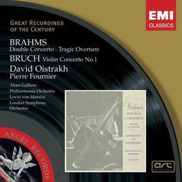 Brahms/Bruch: Double Concerto; Tragic Overture / Violin Concerto No.1 2006 David Oistrakh