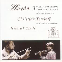 Violin Concertos In C, G And A/Rondo 2001 Christian Teztlaff