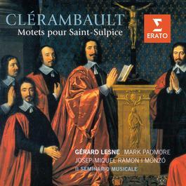 Clerambault motets pour saint sulpice 2003 Gerard Lesne