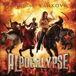 Alpocalypse 2011 Weird Al Yankovic