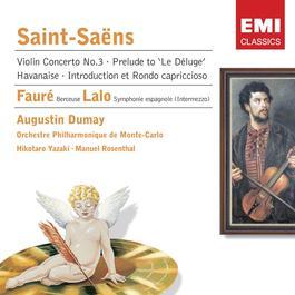 Saint-Saëns: Violin Concerto No 3 etc. 2004 Augustin Dumay