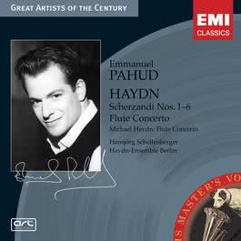 Haydn - Flute Concertos 2005 Emmanuel Pahud