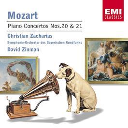 Mozart : Piano Concertos 20 & 21 2001 Christian Zacharias
