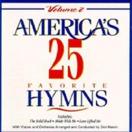 America's 25 Favorite Hymns Vol. 2 2010 Studio Musicians