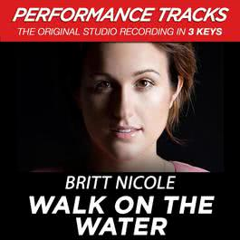 Walk On The Water (Performance Tracks) - EP 2010 Britt Nicole
