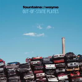Out-Of-State Plates 2005 Fountains Of Wayne