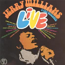 Jerry Williams & The Violents - Live 1972 Jerry Williams