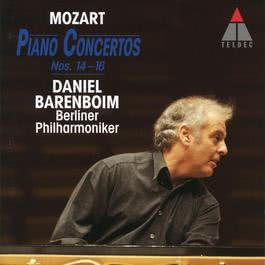 Piano Concerto No.16 in D major K451 : II Andante 1998 Daniel Barenboim