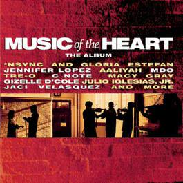 Music Of The Heart  The Album 1999 Various Artists