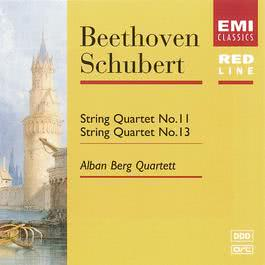 Beethoven: String Quartet No.11/Schubert: String Quartet No.13 2005 Alban Berg Quartet