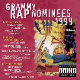 1999 Grammy Rap Nominees 1999 Various Artists