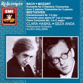 Bach, Mozart & Beethoven: Concertos 2003 Clara Haskil