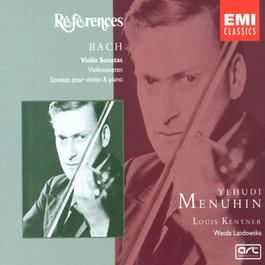 Son Vl Pn N3 Mi Maj Bwv1016/Allegro (2eme MV)Remas 2003 Yehudi Menuhin