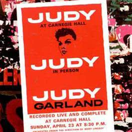 Judy At Carnegie Hall CD2 2001 judy garland
