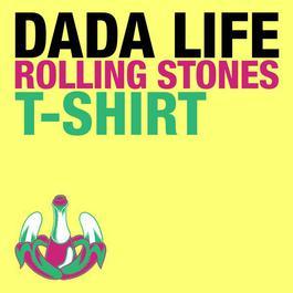 Rolling Stones T-Shirt 2012 Dada Life