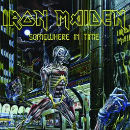 Somewhere In Time 1991 Iron Maiden
