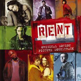 RENT (Original Motion Picture Soundtrack) 2005 Soundtrack
