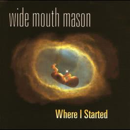 Where I Started 2010 Wide Mouth Mason