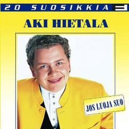 Yksin 2002 Aki Hietala