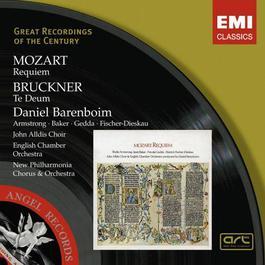 Mozart: Requiem - Bruckner: Te Deum 2008 Daniel Barenboim