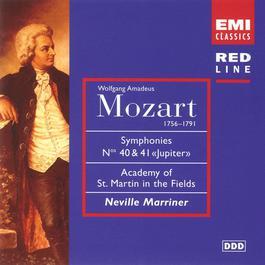 Mozart: Symphonies Nos. 40 & 41 'Jupiter' 2005 Academy Of St. Martin-In-The-Fields