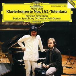 Liszt: Piano Concertos Nos.1 & 2; Totentanz 1988 Boston Symphony Orchestra; Krystian Zimerman; Seiji Ozawa