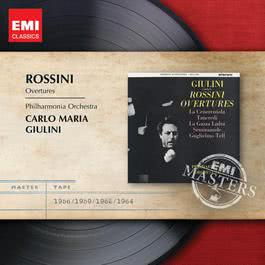 Rossini: Overtures 2009 Carlo Maria Giulini