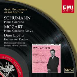 Schumann & Mozart: Piano Concertos 2002 Dinu Lipatti; Herbert Von Karajan