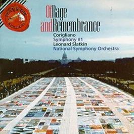 Corigliano:Of Rage and Remembrance - Sym #1 1996 Leonard Slatkin