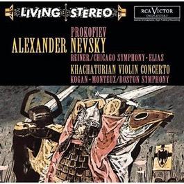 Prokofiev - Alexander Nevsky; Khachaturian - Violin Concerto 2000 Fritz Reiner