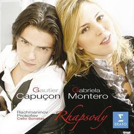"""Rachmaninov & Prokofiev: """"Rhapsody"""" - Cello Sonatas 2008 Gautier Capucon"""