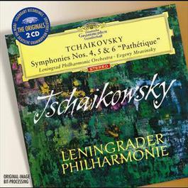 "Tchaikovsky: Symphonies Nos.4, 5 & 6 ""Pathetique"" 2006 Leningrad Philharmonic Orchestra; Mravinsky"