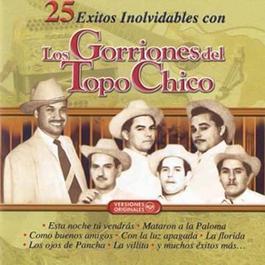 25 Exitos Inolvidables Con Los Gorriones Del Topo Chico 1970 Los Gorriones Del Topo Chico