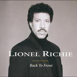 Back To Front 1992 Lionel Richie