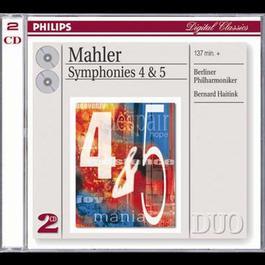 Mahler: Symphonies Nos.4 & 5 2008 Berliner Philharmoniker