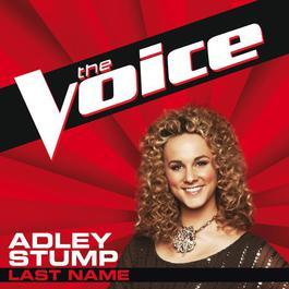 Last Name 2012 Adley Stump