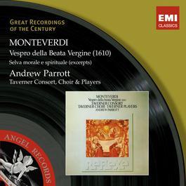 Monteverdi: 1610 Vespers 2008 Andrew Parrott