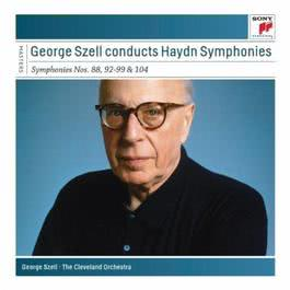 Szell Conducts Haydn Symphonies - Sony Classical Masters 2011 George Szell