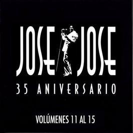 35 Aniversario Jose Jose Volumenes 11 Al 15 1998 Jose Jose