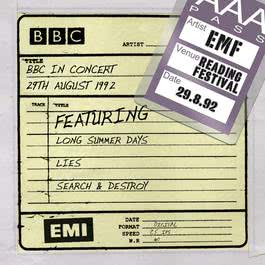 BBC In Concert [29th August 1992] 2010 EMF
